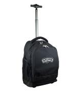NBA San Antonio Spurs Expedition Wheeled Backpack, 48cm , Black