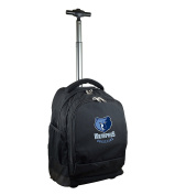 NBA Memphis Grizzlies Expedition Wheeled Backpack, 48cm , Black