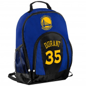 Golden State Warriors Primetime Backpack School Gym Bag - Kevin Durant #35