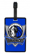 Dallas Mavericks - NBA Soft Luggage Bag Tag