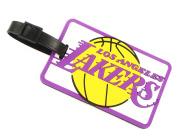 Los Angeles Lakers - NBA Soft Luggage Bag Tag