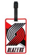 Portland Trail Blazers - NBA Soft Luggage Bag Tag