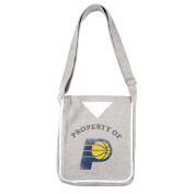 NBA Indiana Pacers Women's Hoodie Crossbody Purse, Grey