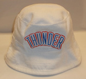 Oklahoma City Thunder Reef Bucket Hat By Mitchell & Ness - Size L/XL