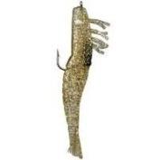 DOA Shrimp Spare Parts 9pk 7.6cm Natural Gold Glitter Md#