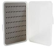 Small Ultra Slim Fly Box with Tear Drop Foam