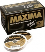 Maxima Fishing Line Leader Tying Kits, Ultragreen, 0.5-11kg