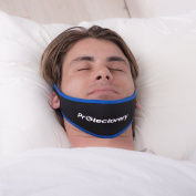 Anti-Snore Jaw Supporter by Protectorery Adjustable Hook and loop Chin Strap (Large) A Natural Breathing Solution to Snoring. Enhance Your Sleeping Experience Today Get Quiet Comfortable Sleep