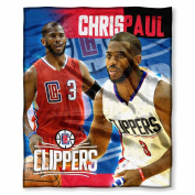 The Northwest Company Los Angeles Clippers Chris Paul Hd Silk-Touch Throw