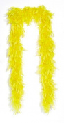 Folat Feather Boa Yellow