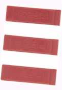 Zefal Z-Levers Tyre Tool (Card of 3, Red) by Zefal