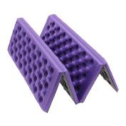 GGG Foldable Foam Waterproof Chair Cushion Seat Pads Moisture Seat Cushion XPE Mat Pad Garden Camp Picnic Travel Z-Seat - Colour