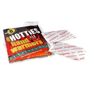 Little Hotties Warmers Adhesive Hand Warmer (Pack of 10) - Orange, One Size