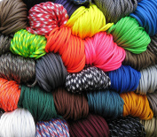 American Paracord Assorted Pack 10 Colours x 3m