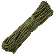 5mm x 50ft 15m Olive General Purpose Utility Purlon Rope Nylon Cord Army Hiking