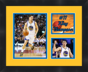 Klay Thompson Framed 11 x 14 Matted Collage Framed Photos Ready to hang