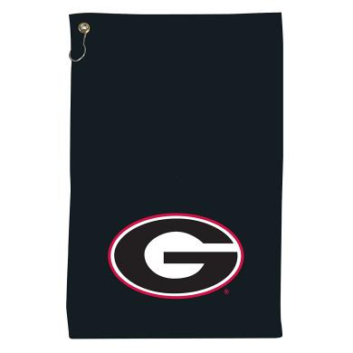 NCAA Georgia Bulldogs Coloured Sports Towel