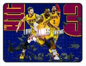 Cleveland Cavs The Run v3 18x24 Floor Mat