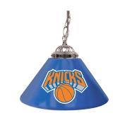 NBA New York Knicks Single Shade Gameroom Lamp, 36cm