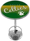 NBA Boston Celtics Chrome Pub Table, One Size, Chrome