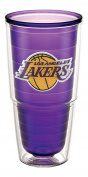"Tervis 3032520cm NBA La Lakers"" Tumbler, Emblem, 710ml, Amethyst"