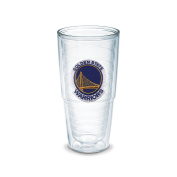 "Tervis 2670890cm NBA Golden St Warriors"" Tumbler, Emblem, 710ml, Clear"