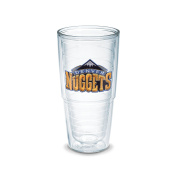 "Tervis 2670890cm NBA Denver Nuggets"" Tumbler, Emblem, 710ml, Clear"