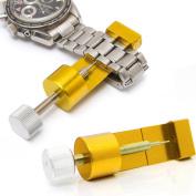 Kocome All Metal Adjustable Watch Band Strap Bracelet Link Pin Remover Repair Tool Kit