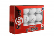 TaylorMade Project (a) Refinished Golf Balls (One Dozen) Packing May Vary