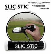 JP Lann Golf Slic Stick Anti-Slice/Anti-Hook Compound for Clubs