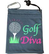 Giggle Golf - Microfiber Golf Diva Tee Bag