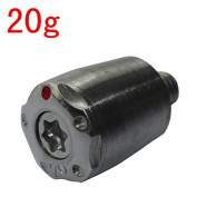 Generic 1pc 20g Replacement Weights for TaylorMade R11s R11 R9 R7 R5 Spider Rossa MWT