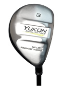 Pinemeadow Yukon 3 Fairway Woods with Headcover