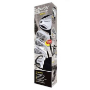 Merchants of Golf Tour X 5-Piece Junior Golf Complete Set with Stand Bag, Right Hand, 12+ Age, Graphite, Regular