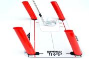 EyeLine Golf Speed Trap Base & 4 Speed Rods