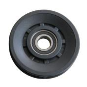 KYLIN SPORT 90mm Universal Wearproof Abration Bearing Pulley Wheel For Gym Equipment Part