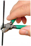 Allen Precision Nocking Pliers with Comfort Grip Handles