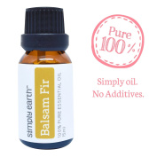 Balsam Fir Essential Oil by Simply Earth - 15ml, 100% Pure Therapeutic Grade