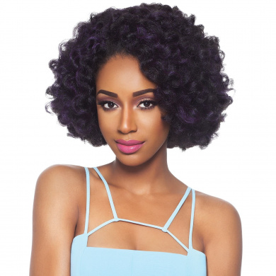 Outre Synthetic Hair Half Wig Quick Weave Antonia (S1B/BU)