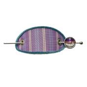 Tamarusan Hairpin Barrette Purple Rainbow Hair Accessories Hair Styling Hair Ornament Japanese Hair