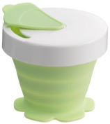 Pigeon Recoup, No.1 Portable Denture Bath/Cup, For Travel or Going out [Ship From Tokyo]
