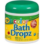 Crayola. Colour Bath Dropz by Binney & Smith