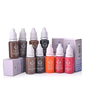 Permanent MakeUp Microblading Pigments by BioTouch - 15ml