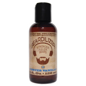 Beardilizer Beard Oil Collection - #16 Cortes Vanilla 120ml - Made with 100% Natural Ingredients