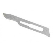 Surgical Blades, Stainless Steel, Size 15, 100/bx