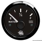 Water level gauge 240/33 Ohm black/black
