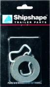 C.E. Smith Shipshape 10980 Marine Trailer Wobble Roller Retainer Rings