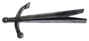 Anchor Style Marine Boat Hook Head - Boathook - 30cm Long - 100% Satisfaction - Nautical - Maritime