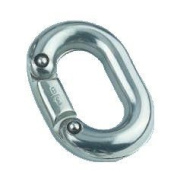 AISI 316 Marine Grade Stainless Steel Boat Anchor Chain Connecting Link 8mm
