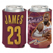 Cleveland Cavaliers Can Cooler 350ml LeBron James